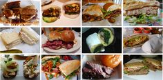 2013: The Year in Sandwiches-heaven...............