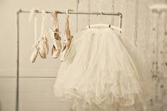 Ahhhhh - brings back memories of ballet class.