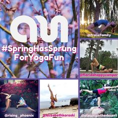 We are super duper excited to announce that we are sponsoring a #yoga challenge in the month of April! Hosted by @fraliefamily @floridahappycamper @playinginthedesert @rising_phoenix88 and @elizabethkoroski the challenge runs April 1st through 31st. And one luck challenge participant will win a prize package that includes a #Yogamatic custom yoga mat! Visit any of the hosts for complete details.  We are also offering a coupon code for 20% off your custom yoga mat order at Yogamatic.com! Just…