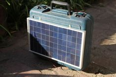 How to Make a Portable Solar Generator