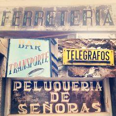 """@oliviasoaps en Instagram: """"Tipografía de La Bañeza #tiposdeolivia"""" (https://instagram.com/oliviasoaps)"""