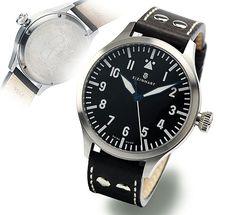 Steinhart Nav B-Uhr 47 Automatic A-Type Pilot Watch