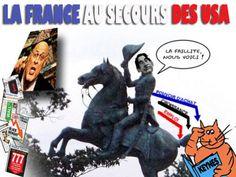 poptronics ' Leçon de choses, la France et la crise