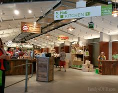 Boston Public Market Indoor Farmer's Market Open in Boston