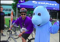 Nazem Kadrin from the Toronto Maple Leafs at the Healing Cycle Ride. Excited he will be riding again June Cycle Ride, June 24, Toronto Maple Leafs, Hockey, Cycling, Disney Characters, Fictional Characters, Bicycling, Field Hockey