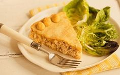 Torta de frango: receita da Rita Lobo - Receitas - GNT