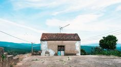 This is the last lonely house of 2015. They began for themselves. They were just my lonely Portuguese houses. Now they are also me. We have made agreements. They often speak for what is happening in my soul. This one at this moment in time has found peace inside. And in that place I began to feel nostalgia as a grown man who is not scared of his emotions anymore. I began to feel excitement the way I did when I was four years old. More than ever before I know who I am. . I am grateful to all…