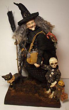 Handmade Witch By Kim Sweet Kim S Klaus Handmade