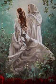 Walking with Jesus❤ Lds Art, Bible Art, Jesus Art, God Jesus, Sainte Therese De Lisieux, Immaculée Conception, Image Jesus, Pictures Of Jesus Christ, Jesus Painting