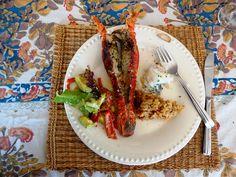 Eat Lobster before you die!