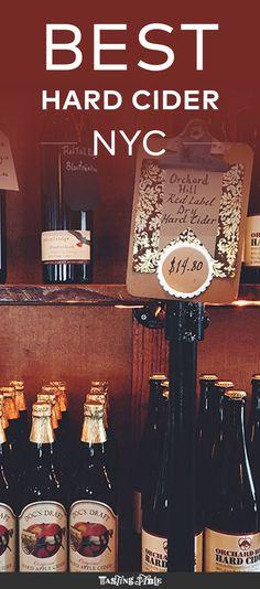 Best Hard Cider NYC