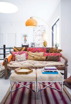 boho perfect room