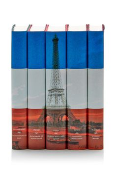French Literature Set by Juniper Books Now Available on Moda Operandi