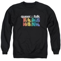 "Checkout our #LicensedGear products FREE SHIPPING + 10% OFF Coupon Code ""Official"" Queer As Folk / Cast - Adult Crewneck Sweatshirt - Queer As Folk / Cast - Adult Crewneck Sweatshirt - Price: $39.99. Buy now at https://officiallylicensedgear.com/queer-as-folk-cast-adult-crewneck-sweatshirt"