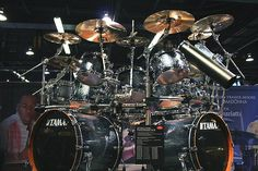 Big Drum Sets | photo