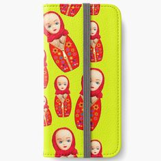 'Russian Matryoshka Doll With Big Boobs!' iPhone Wallet by loveplasticpam Funny Russian, Russian Humor, Matryoshka Doll, Open Book, Free Stickers, Iphone Wallet, My Arts, Art Prints, Dolls