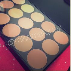 """Contour Palette 15 colors Brand NEW. Contour/concealer palette. Many colors to choose from for contouring and foundation. Measurements: 4"""" x 3""""   🚫NO TRADE. NO BRAND. Makeup Concealer"""
