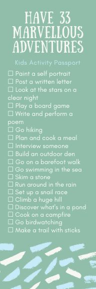 Activity Passport Bookmark – UKEdChat - encourage your students to expand their horizons. AND,a reminder that simple bookmarks can be a good learning tool Adventure Activities, Activities For Kids, Letter D, Look At The Stars, Go Hiking, Learning Tools, Make It Work, Young People, Work On Yourself