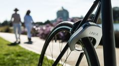 $79 LINKA : World's First Auto-Unlocking Smart Bike Lock by Velasso — Kickstarter