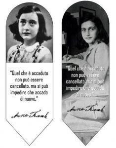"""""""L'Olocausto è una pagina del libro dell'Umanità da cui non dovremo mai togliere il segnalibro della memoria."""" Primo Levi Al fine di non dimenticare e avvicinare i nostri ragazzi ad un …"""