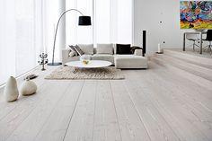Lyst gulv cool scandinavian