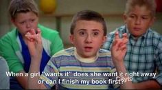 "Get your priorities in order. | 16 Valuable Life Lessons From ""The Middle"""