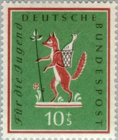 ♥♥ ◙ Germany, Postage Stamp. ◙