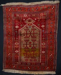 antique-eastern-anatolian-turkish-kurdish-yuruk-prayer-rug-full-pile-circa-1900-166647.jpg 500×620 pixels