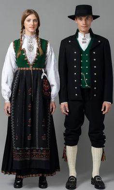🇳🇴Nordfjord - Sogn og Fjordane - Bunader - Norsk Flid nettbutikk og bunader **Einar J was from this county**, Norway 🇳🇴 Folk Clothing, Historical Clothing, Traditional Fashion, Traditional Dresses, Norwegian Clothing, Costumes Around The World, Frozen Costume, Ethnic Dress, Folk Fashion