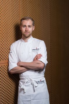 """Calgary Chef Sean MacDonald of Market Restaurant was recently named the winner of the S. Pellegrino Young Chef 2016 finals for his dish """"Duck and Carrot."""""""