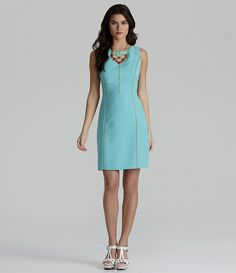 Gianni Bini Jade Crepe Dress | Dillards.com