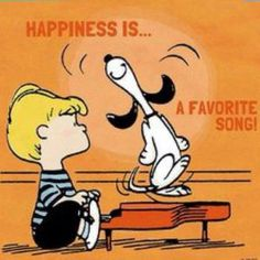 Snoopy happiness is charlie brown x having a friend dance – leanjava Peanuts Snoopy, Peanuts Cartoon, Charlie Brown And Snoopy, Schroeder Peanuts, Snoopy Cartoon, Snoopy Love, Snoopy And Woodstock, Happy Snoopy, Motif Music