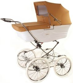 .... Pram Stroller, Baby Strollers, Vintage Pram, Prams And Pushchairs, Dolls Prams, Baby Prams, Baby Carriage, Kids And Parenting, Old And New