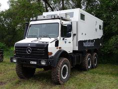 Bus Camper, Off Road Camper, Rv Campers, Mercedes Benz Unimog, Overland Truck, Expedition Vehicle, 4x4 Trucks, Ford Trucks, Unimog U4000