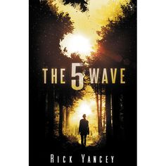 The best science fiction books for teens. Young adult books full of fantasy that are suitable for younger readers, with regularly new popular science fiction books. The 5th Wave Book, The 5th Wave Series, The Fifth Wave, The Book, Ya Books, Good Books, Books To Read, Amazing Books, Music Books