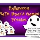 Halloween Math Board Games from Games 4 Learning give you 2 Board Games that are perfect for Halloween math activities. These are ideal as October ...