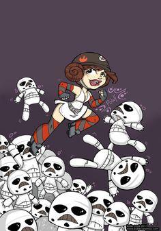 Roller Derby Star Wars by DiseasedLittleDino  #rollerderby #rollergirl