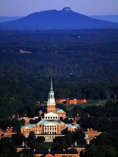Wake Forest University - Chapel Aerial Photographic Print at AllPosters.com