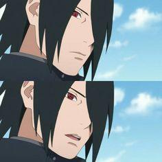 Naruto Shippuden Sasuke, Naruto Shippuden Anime, Naruto And Sasuke, Anime Naruto, Manga Anime, Manga Art, Boruto, Sasunaru, Minato Kushina