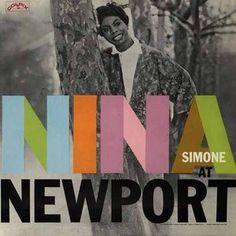 Nina Simone - Nina At Newport (Vinyl, LP, Album) at Discogs