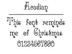 http://www.urbanfonts.com/fonts/Acadian!.htm