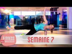 Fitness Après Grossesse – Semaine 7 - YouTube
