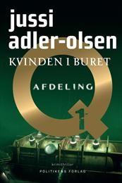 Kvinden i buret - krimi af Jussi Adler-Olsen - Køb bogen hos SAXO.com