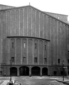 Hans Poelzig, Großes Schauspielhaus Berlin, 1918