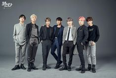 BTS have released a new family portrait set in celebration of the 2019 BTS Festa, the pictures depict BTS as a perfect family. Seokjin, Kim Namjoon, Jung Hoseok, Jhope, Bts Bangtan Boy, Bts Jin, Steve Aoki, Billboard Music Awards, Namjin