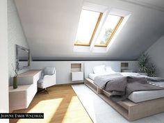 Attic Bedroom Storage, Attic Bedroom Designs, Attic Bedrooms, Bedroom Loft, Room Decor Bedroom, Home Bedroom, Luxury Homes Interior, Interior Exterior, Interior Design