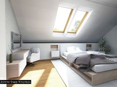 Attic Bedroom Decor, Attic Bedroom Storage, Farm Bedroom, Attic Bedroom Designs, Attic Bedrooms, Bedroom Loft, Bedroom Wall, Loft Conversion Bedroom, Studio Floor Plans