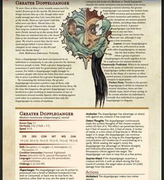 Every DnD homebrew monster I could find in 2019 | civil lads | Dnd