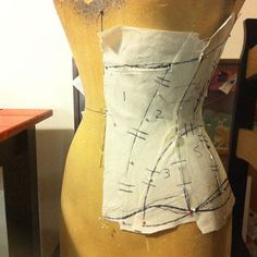 Corset Drafting