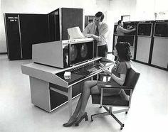 Control Data Corp CDC Cyber